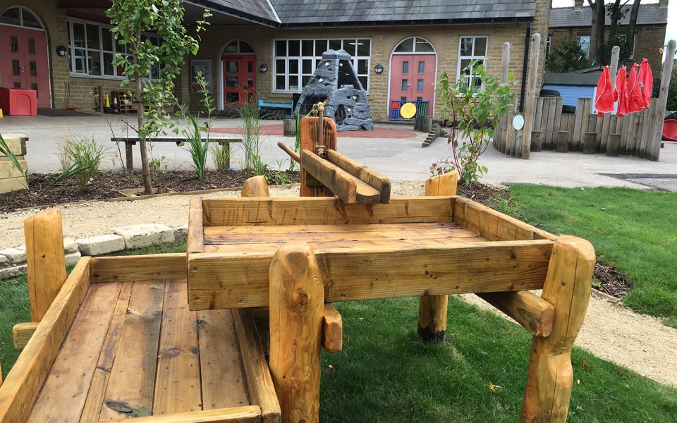 Water Play Table | Heckmondwike