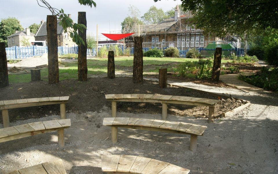 Outdoor Classroom | St Johns